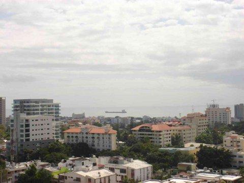 Se vende penthause con preciosas vistas de Santo Domingo